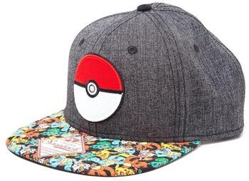 Flashpoint Pokemon Snapback Kappe Poke Ball [Andere Plattform]