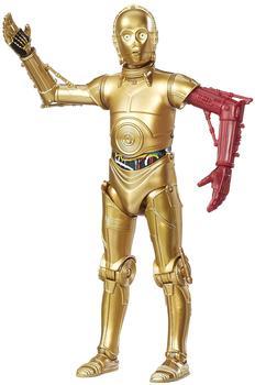 Hasbro Star Wars E7 The Black Series 15 cm Figur: C-3PO