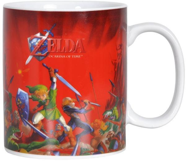 Together+ Zelda Tasse rot