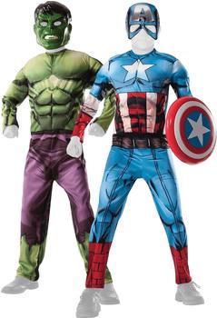 Rubies Marvel Hulk - Kids Costume 7 - 8 years