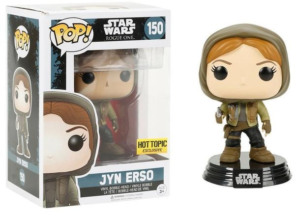 Funko Pop! Star Wars: Rogue One - Jyn Erso (10450)