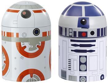 Star Wars BB8 and R2D2 Kitchen Storage Set