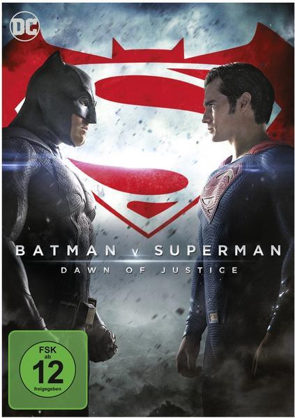 Batman v Superman: Dawn of Justice [DVD]