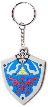 Bioworld Nintendo - Hyrulian Crest Rubber