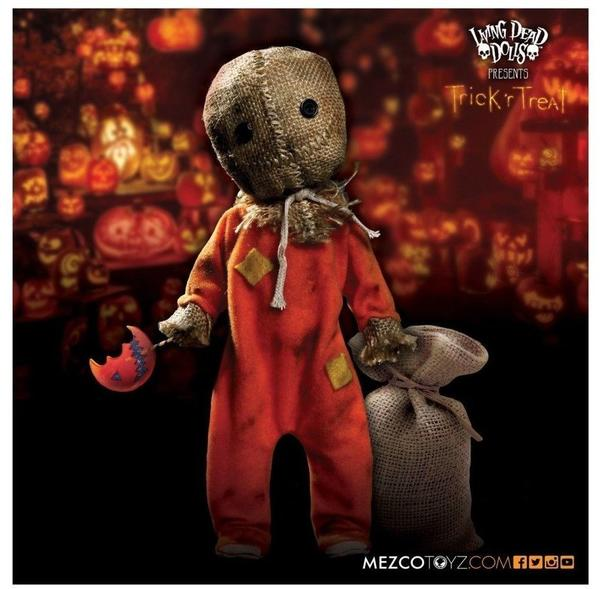 Mezco Toys Living Dead Dolls Presents Trick n Treat SAM