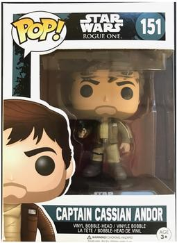 Funko POP! STAR WARS: Rogue One Captain Cassian Jacket