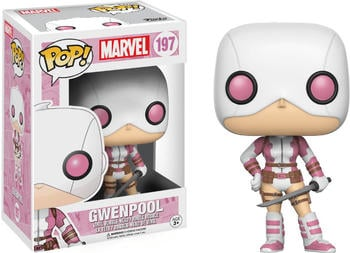 Funko Pop! Marvel: Gwenpool #197