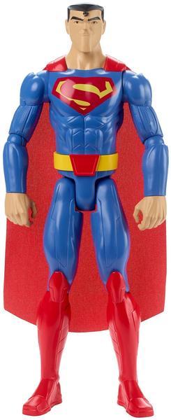 Mattel DC Justice League Basis-Figur Superman (30 cm) (FBR03)