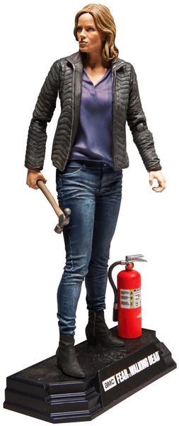 McFarlane Toys Fear The Walking Dead Madison Clark 17cm Color Tops Actionfigur