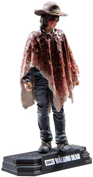 McFarlane Toys The Walking Dead TV - Carl Grimes 17cm Color Tops