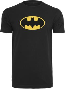 Merchcode Herren Batman Logo Tee TShirt black XL