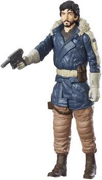 Hasbro Star Wars Rogue one - 30 cm Ultimate Figuren - Captain Cassian Andor