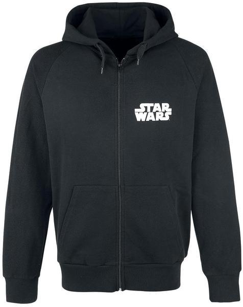 Bioworld Star Wars Hoodie -L- Darth Vader Dark Side, schwar