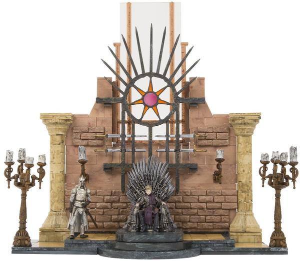 McFarlane Toys Game of Thrones Building Set Iron Throne Room