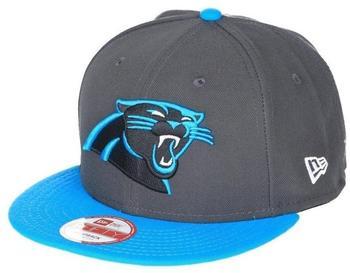NEW ERA NFL Carolina Panthers Graphite Snapback Cap S M 9fifty Limited Edition