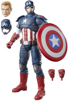 Hasbro Figur Captain America, Legends 30cm
