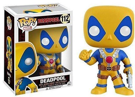 Funko Pop! Marvel Comics Deadpool Yellow