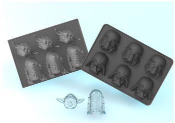 Underground Toys Star Wars Eiswürfelform Stormtrooper & Darth Vader,