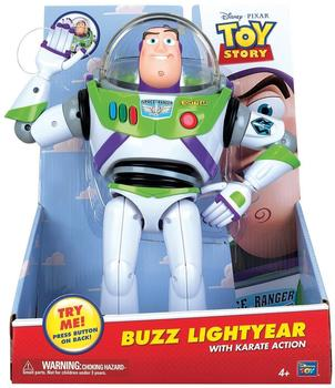 mTw Disney Pixar Toy Story Karate Action Buzz Lightyear