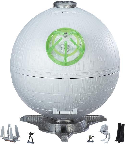 Hasbro Star Wars Rogue One Micro Machines Todesstern Spielset (B7084)