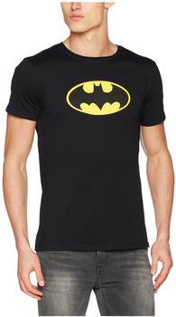 MERCHCODE Herren Batman Logo schwarz, L