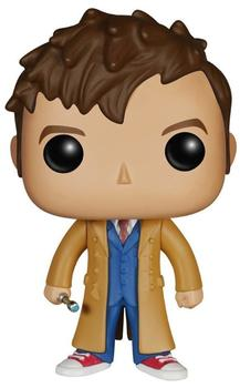 Funko POP - Doctor Who - Tenth Doctor Figur