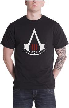 Bioworld Assassin s Creed III T-Shirt Crest Logo Größe XL