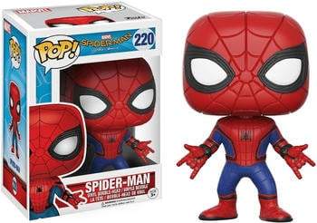 Funko Pop! Marvel: Spider-Man Homecoming