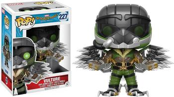 Funko Pop! Marvel: Spider-Man Homecoming - Vulture