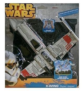Star Wars Wurfgleiter Super Flyer X-Wing
