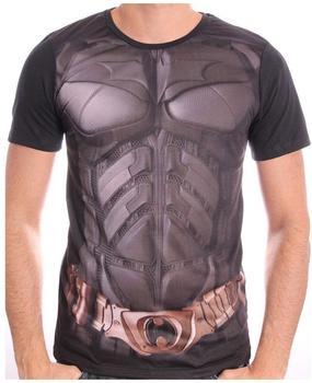 Batman Costume T-Shirt schwarz S