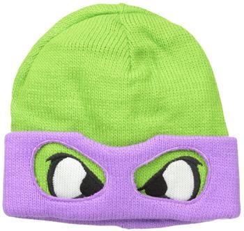 Bioworld Turtles Beanie mit Augenmaske Donnie