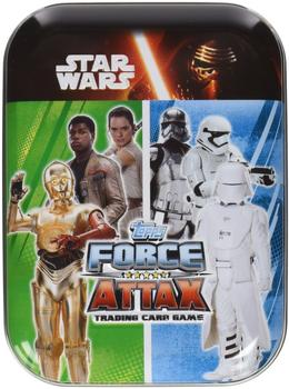 Topps Star Wars Force Attax 7 Mini Tin
