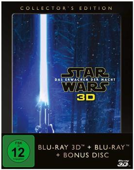 Star Wars - Das Erwachen der Macht 3D (Collector's Edition) (+2D + Bonus) [Blu-ray]