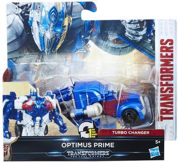 Transformers Movie 5 Turbo Changer Optimus Prime (C1312)