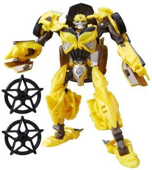 Transformers Movie 5 Premier Deluxe - Bumblebee