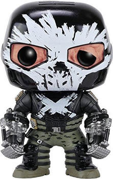 Flashpoint Pocket POP! Keychain: Captain America - Crossbones