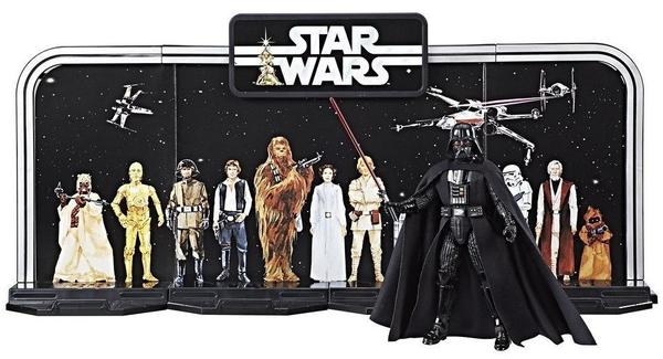 Hasbro Star Wars The Black Series 6 Diorama Jubiläums-Figurenset (C1626)
