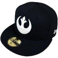 New Era Rebel Alliance 59fifty Fitted Cap Special Limited Edition Star Wars Mens