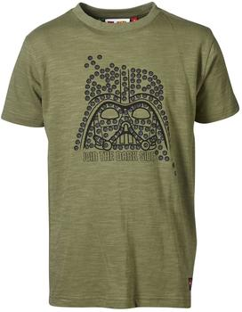 "LEGO STAR WARS(TM) T-Shirt Tony ""Join the dark Side"" langarm Shirt grün"