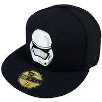 New Era Storm Trooper 59fifty Fitted Cap Special Limited Edition Star Wars Mens(7 -