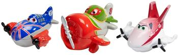 Mattel Micro Drifters 6er Pack