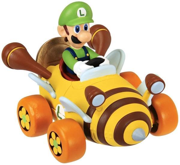 Jakks Pacific Nitendo Figur Super Mario Coin Racers W1 - Luigi