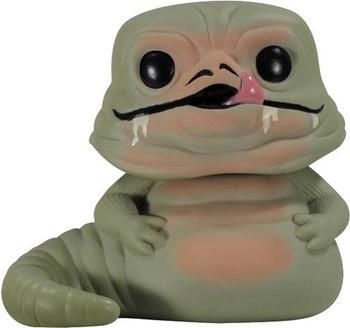 Funko Star Wars - Bobble-Head Jabba The Hutt Pop