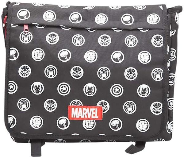 Bioworld Marvel Avengers Logos