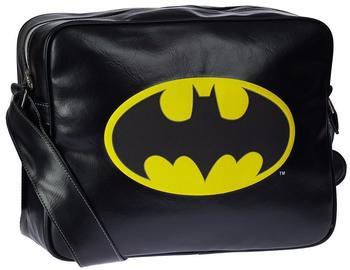 KARACTERMANIA Schultertasche Batman Batsignal Umhängetasche, 35 cm, Schwarz (Negro)
