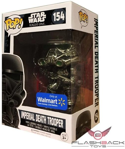 Funko Pop! Star Wars: Rogue One - Imperial Death Trooper (10465)
