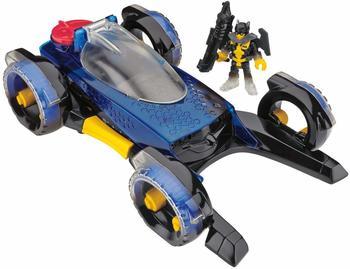 Mattel Batman vs. Superman - Verwandelbares Batmobil