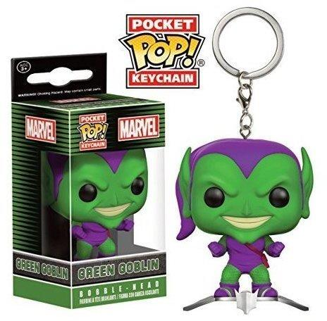 Flashpoint Pocket POP! Keychain: Marvel: Deadpool white