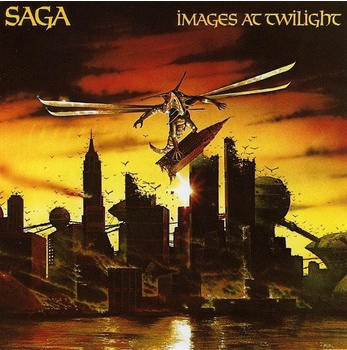 Saga - Images At Twilight (CD)